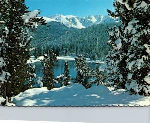 Colorado Denver Mountain Parks Mt Evans and Echo Lake