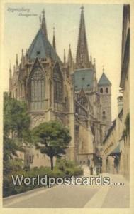 Regensburg Austria, Österreich Domgarten Regensburg Domgarten