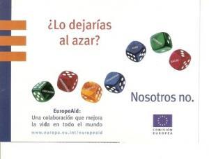 Postal 047746 : EuropeAid. Una colaboracion que mejora la vida en todo el mundo