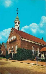 Home Moravian Church Winston-Salem North Carolina NC