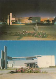 De Vilamoura Casino Algarve Portugal 2x Postcard s