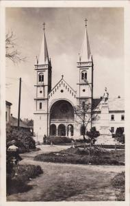RP, Exterior- Church, Szabadka, Serbia, 1920-1940s