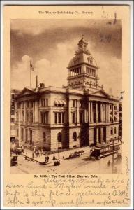 Post Office, Denver Colo