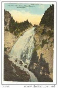 Sluiskin Falls,Mount Rainier,Washington,00-10s