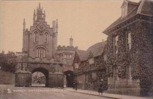 England Warwick Eastgate &  Landors House Tuck
