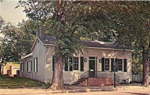 Bowling Green Missouri~St Charles Historical Museum~1950s PC
