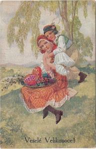 Happy easter Prijemne velikonoce  01.26