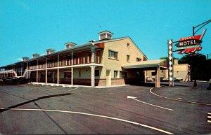 Illinois Chicago Edens Motel