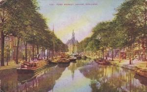Netherlands Hague The Turf Market
