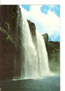 Postal 034740 : Salto Rio Kama. Carretera El Dorado a Santa Elena de Guairen....