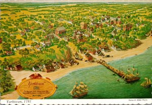 Virginia Yorktown Circa 1781