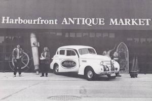 Harbourfront Antique Market , TORONTO , Ontario , Canada , 50-70s