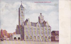 Union Station Nashville Tennessee 1908
