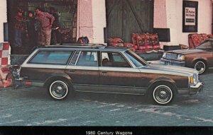 1980 Century Wagons, BUICK
