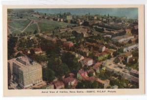 Aerial View, Halifax NS