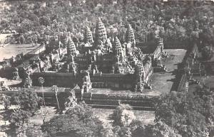 Angkor Cambodia, Cambodge Birds Eye View Angkor Birds Eye View
