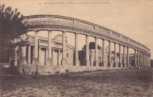 UZES, Gard, France, 1900-1910's; Environs D'Uzes, Chateau D'Argilliers, Les C...