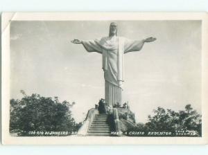 old rppc NICE VIEW Rio De Janeiro Brazil i6573