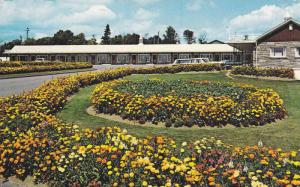 White House Motor LOdge , SAINT JOHN , New Brunswick , Canada , 1966