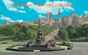USA Greetings from Philadelphia 04.13