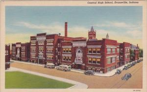 Central High School Evansville Indiana