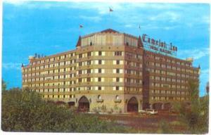 Camelot Inn Motor Hotel, Tulsa, Oklahoma, OK, Chrome