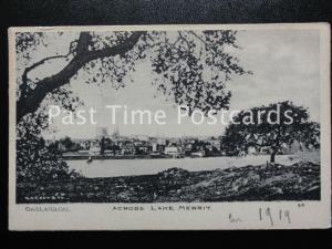c1919 - OAKLAND, Cal - Across Lake Merrit