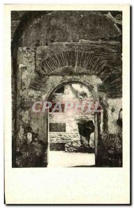 Postcard Ancient Rome Catacombs of S Callisto Cripta dei Papi