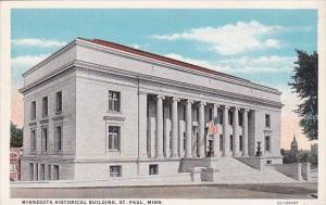 Minnesota Saint Paul Minnesota Historical Building