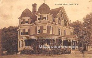 Woodlawn Manor - Liberty, New York