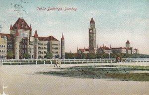 BOMBAY , India , 1900-10s ; Public Buildings