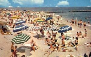 Atlantic Beach Morehead City NC 1962