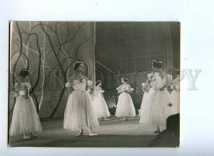 140538 GISELLE Russian BALLET DANCER Stage Vintage Real PHOTO