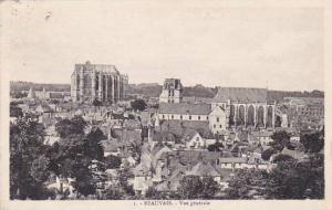 France Beauvais Vue generale 1934