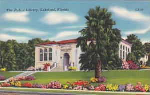 Florida Lakeland Public Library