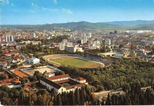 BR88836 algeria annaba africa the cycle racing track stade stadium  sports