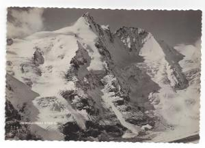 Grossglockner Heiligenblut Austria Alps RPPC Real Photo