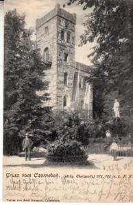 Gruss vom Czoneboh 1905