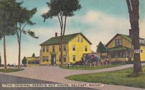 Maine Belfast The Original Perrys Nut House
