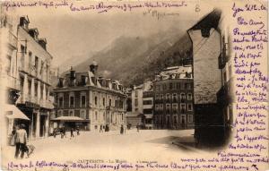 CPA CAUTERETS La Mairie (414612)
