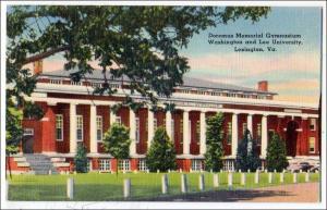Doremus Gymnasium, Washington & Lee University, Lexington VA