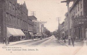 LEBANON, Pennsylvania, 00-10s; Cumberland Street
