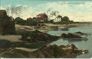 York Beach, Maine, Pebbly Beach