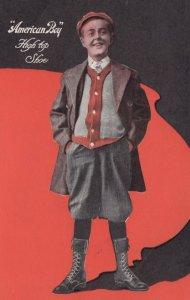 American Boy High top Shoe , 00-10s