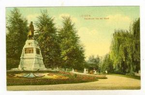 Standbeeld Van Der Werff, Leiden (South Holland), Netherlands, 1900-1910s