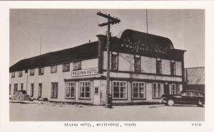 RP: Regina Hotel , White Horse , Y.T. , Canada , 1952