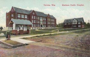 TACOMA , Washington , 1900-10s ; Northern Pacific Hospital