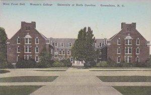 North Carolina Greensboro Mary Foust Hall Womans College university Of North ...