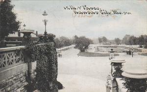 Missouri Kansas City 12th & Paseo 1911
