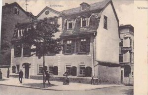 Germany Weimar Schillerhaus